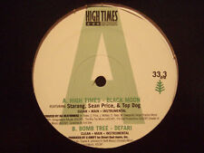 "BLACK MOON + DEFARI - HIGH TIMES / BOMB TREE (12"")  2002!!  RARE!!  SEAN PRICE!!"
