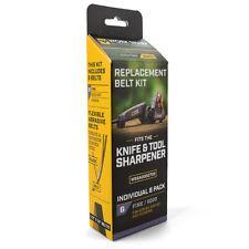 WORK Sharp 6000 Extra-Fine Grit BULK PACK CON 6 cinghie per ORIGINALE Knife & Tool