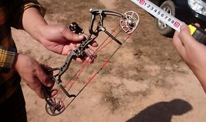 Mini Compound Bow The World Smallest Bow Weight 220G Full Features Compound Bow