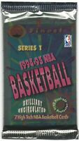 1994-95 Topps Finest Basketball Series 1 Pack - Case Fresh - Get a PSA 10 Card!