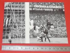 PHOTO CARTE L'EQUIPE FOOTBALL FINALE C1 1972 AJAX INTER MILAN BORDON FACCHETTI