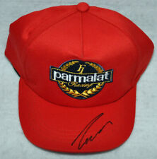 Niki Lauda Signed F1 Parmalat Racing Replica Cap / Hat with Proof