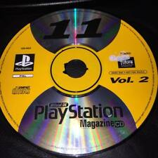playstation magazine 11 vol 2 PS1  disc only no case frogger demo