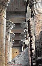 Egypt Colonnes Esnah architecture