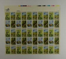 US SCOTT 1921 - 24 PANE OF 50 SAVE WETLAND HABITATS STAMPS 18 CENT FACE  MNH