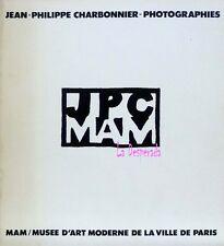 Cata.d'exposition Jean-Philippe Charbonnier  293 photos en h.-t.  35 €. 1983