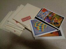 15 SETS Of 19 ALBUQUERQUE INTERNATIONAL BALLOON FIESTA POSTER CARD Post 1979-97
