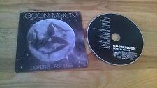 CD Punk Goon Moon - Licker's Last Leg (12 Song) Promo IPECAC REC cb