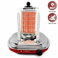 Nutrichef NCHDMK2 Professional Electric Stainless Steel Steamer and Bun Warmer