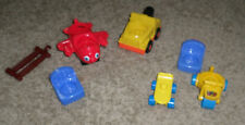 VGUC Fisher-Price Little People Vehicle Lot