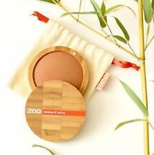 ZAO Terre cuite minérale Poudre Bronzante N°344 - 345 - 346 Maquillage BIO Vegan
