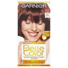 6 X Garnier Belle Color 5.5 Natural Light Auburn