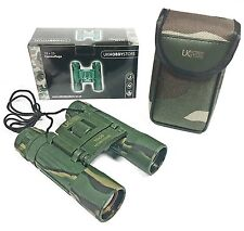 10x25 Camo Camouflage Military Lightweight Foldable High Quality Binoculars