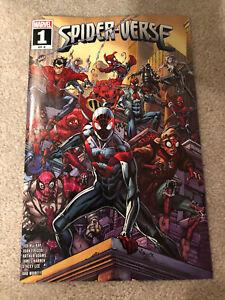 Spider-Verse #1 (Marvel) Walmart Edition 1st Appearance of Spider Zero