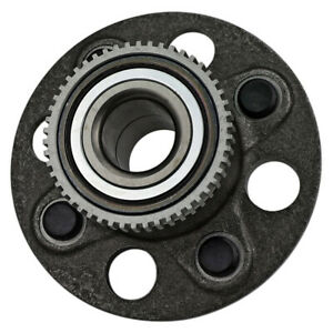 Wheel Bearing and Hub Assembly-EX Rear CRS Automotive Parts NT512175