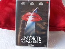 La morte e la fanciulla (1994) DVD di Roman Polanski