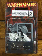 NEW IN BLISTER METAL SAVAGE ORC BOAR BOY COMMAND