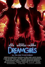 Dreamgirls - A3 Film Poster - FREE UK P&P