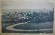 PORTO POTENZA PICENA: panorama 1949