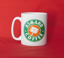 Marvel Vengadores Thor Martillo inspirado Taza de Café 10oz Starbucks
