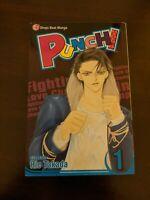 Shojo Beat Manga PUNCH! Volume 1 Rie Takada Viz Media