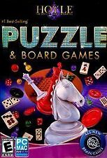 HOYLE Puzzle & Board Games (2010) [Old Version] Encore Software DVD-ROM