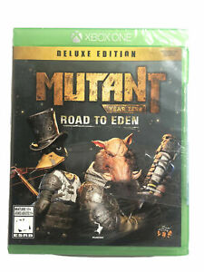 Mutant Year Zero: Road to Eden Deluxe Edition (XB1) - Microsoft Xbox One