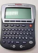Franklin Merriam Webster Electronic Dictionary & Thesaurus MWD-1470 1d