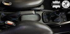 Blue Gear De Freno De Mano De Cuero Cosido Para Opel Opel TIGRA B TwinTop 04-09