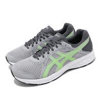 Asics Jolt 2 4E Extra Wide Grey Green White Men Running Shoes 1011A206-023