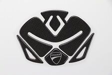 Tank Pad Decal Sticker Carbon Protector Emblem For Ducati DIAVEL 1200 XDIAVEL