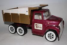 1960's Ertl International Loadstar 1600 Hydraulic Dump Truck