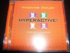 Thomas Dolby ‎– Hyperactive! CD – Like New