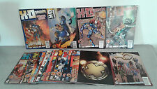 X-O MANOWAR N°1 à 21 VALIANT 1996-1998 (EN VERSION ORIGINALE)