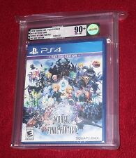 World of Final Fantasy, New Sealed! PS4 VGA 90+