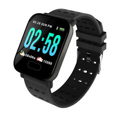 Smart Watch Heart Rate Monitor Blood Pressure Bracelet Fitness Tracker Wristband