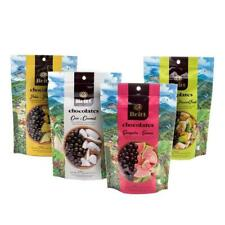 New listing Cafe Britt Chocolates Dark Chocolate-covered Tropical Fruits (4 Pack)