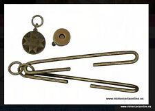 Boquilla cierre broche vertical ( cierre japones) 10 cm