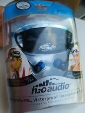 New H2O Audio Interval 3G Waterproof Headphone System for iPod shuffle 3rd Gen