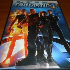 Fantastic Four (DVD,Widescreen/FS  2006) Chris Evans, Jessica Alba Used Marvel 4