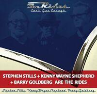 THE (STILLS,SHEPHERD,GOLDBERG) RIDES - CAN'T GET ENOUGH  VINYL LP NEW