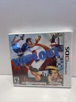 Wipeout 2 (Nintendo 3DS Game)