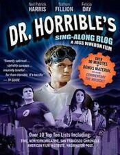 Dr. Horrible's Sing-Along Blog Horribles (Neil Patrick Harris) Region 4 New DVD