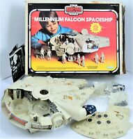VINTAGE spare parts 1970's MILLENNIUM FALCON Star Wars ORIGINAL Film Ship