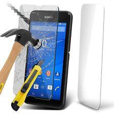 Genuine Premium Tempered Glass Flim Screen Protector for Sony Xperia E4