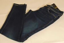 American Rag Cie Dark Wash Curvy Low Rise Skinny Jean Women's Size 1 Regular