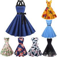 Vintage Fashion Women Evening Party Gown Ladies Short Mini Dress