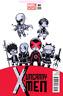 UNCANNY X-MEN #1 SKOTTIE YOUNG BABY VARIANT COVER MARVEL COMIC 2013 MAGNETO EMMA