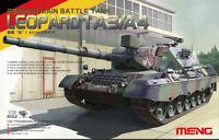 Meng Model 1/35 German Main Battle Tank Leopard I A3/A4 Model Kit