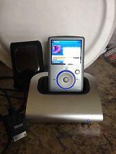 SanDisk Sansa Fuze Silver 8 GB Digital Media and MP3 Player. Accepts microSD.